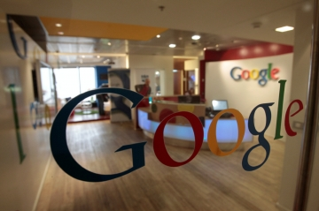 ▲이스라엘 텔아비브에 있는 구글 사무실. 텔아비브/로이터연합뉴스