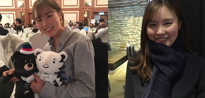 언니미 뿜뿜! 쇼트트랙 김아랑 선수의 존예로운 일상사진 모음