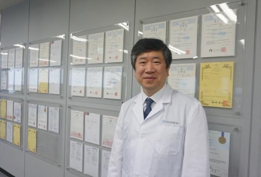 ▲조양제 아이진 기술총괄대표