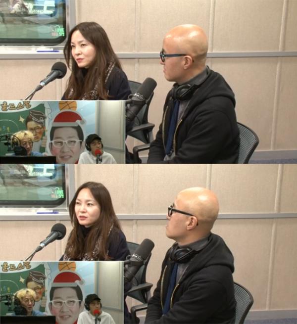 ▲'올드스쿨' 왁스 홍석천(사진=SBS 러브FM)