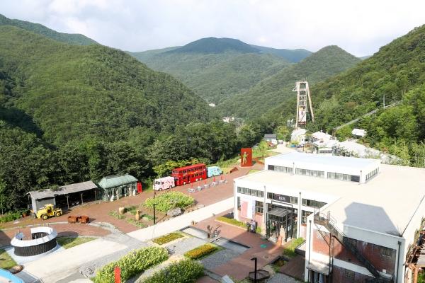 ▲사진제공=한국관광공사(삼탄 아트마인)