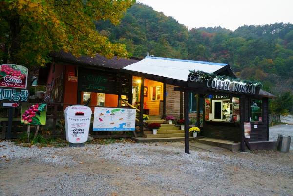 ▲사진제공=한국관광공사(커피박물관)