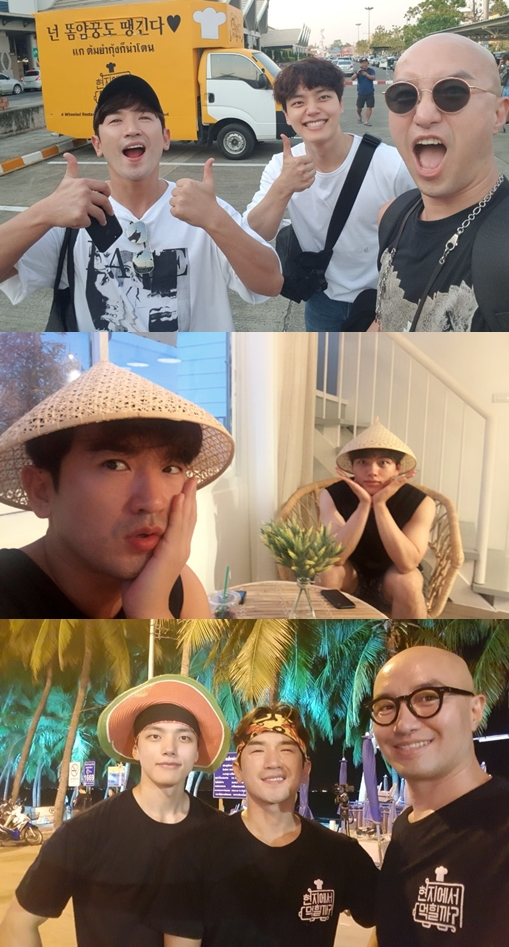 ▲'현지에서 먹힐까' 캡처(사진=tvN)