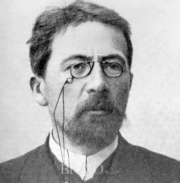 ▲안톤 체호프(Анто́н Па́влович Че́хов, 1860∼1904)