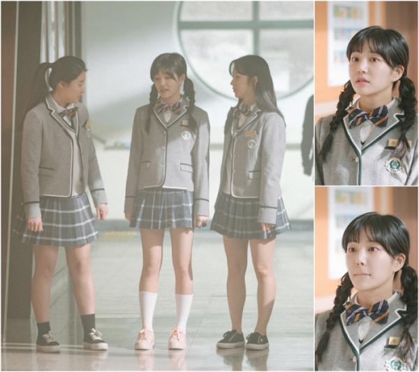 ▲'시를 잊은 그대에게' 이유비(사진=tvN)