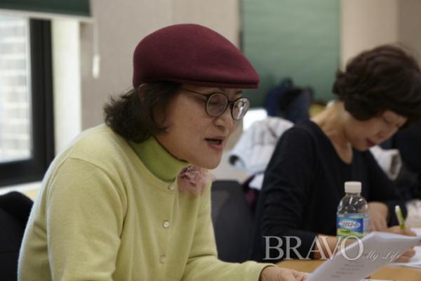▲설용수 작가(사진 박규민 parkkyumin@gmail.com)