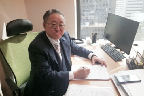 ▲김홍렬 하임바이오 대표