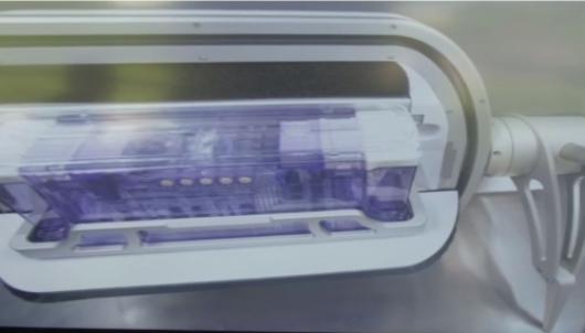 ▲론자의 유전자 세포 치료제의 일부 제조 장비 (출처: 론자 휴스턴 공장 소개 영상)