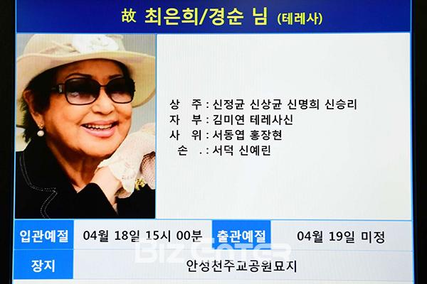 ▲최은희(사진=사진공동취재단)