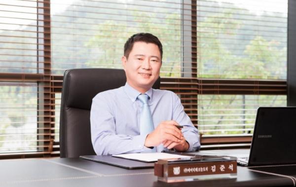 ▲에이디테크놀로지 김준석 대표