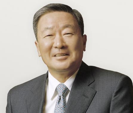 ▲ 구본무 LG그룹 회장