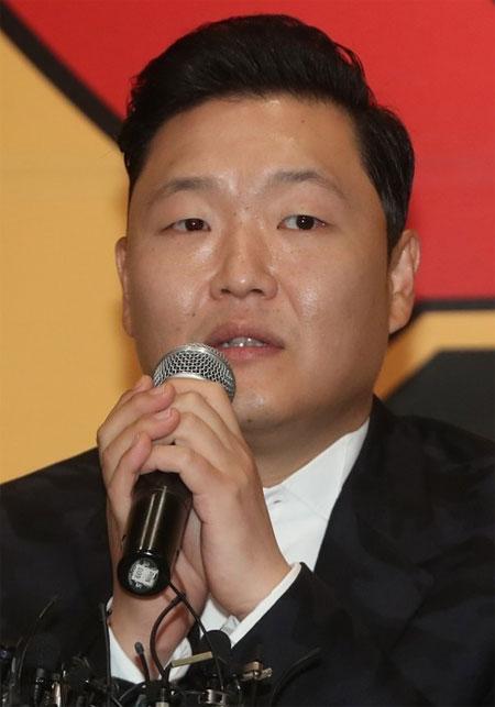 ▲가수 싸이.(연합뉴스)