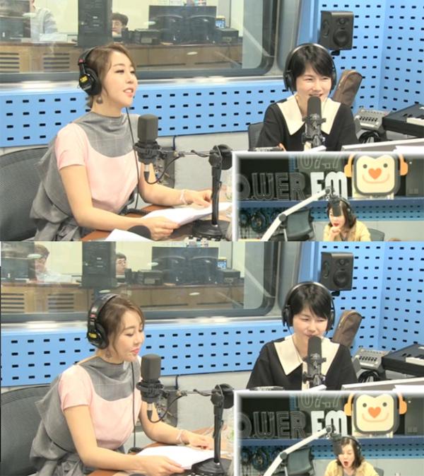 ▲'최파타' 황인선 동지현(사진=SBS 파워FM)