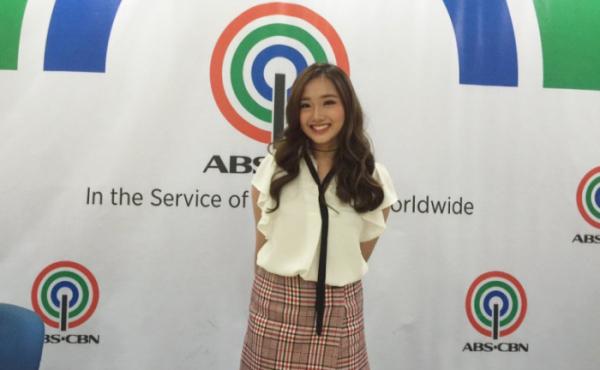 ▲가수 크리샤츄(사진=ABS-CBN)