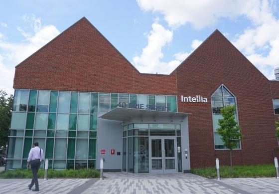 ▲미국 캐임브릿지 40 Erie Street에 위치한 인텔리아 테라퓨틱스(Intellia Therapeutics)