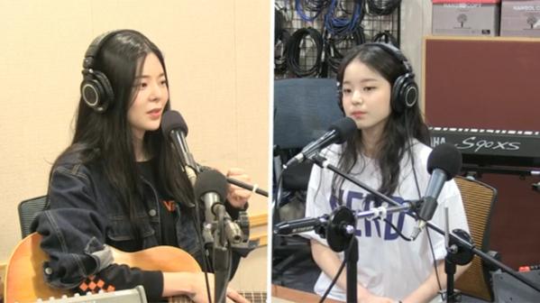 ▲'최파타' 장재인 로시(사진=SBS 파워FM)