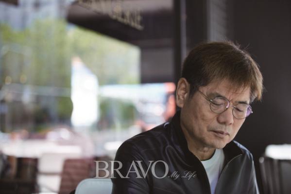 ▲'나이 든 채로 산다는 것' 박홍순 작가(오병돈 프리랜서 obdlife@gmail.com)