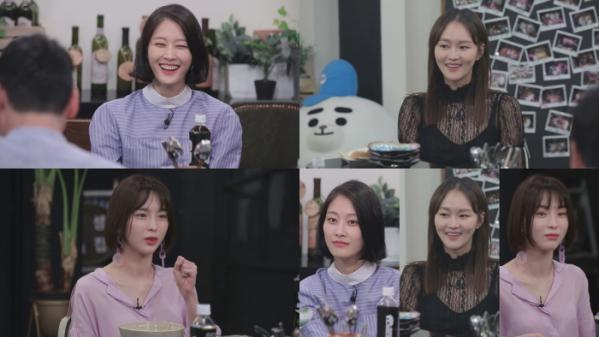 ▲'인생술집' 이현이 이혜정 김수미(사진=tvN)