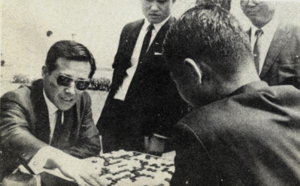 ▲1968년 5월 30일 김종필 당시 공화당의장은 공화당에서 탈당, 국회의원직을 포함한 일체의 공직에서 물러날 때 모습.  연합뉴스
