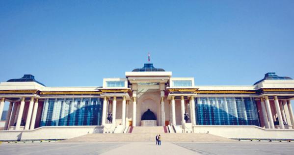 ▲칭기즈칸 광장(사진제공 몽골리아세븐데이즈)