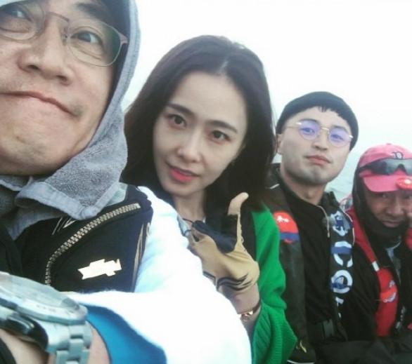 (출처=홍수현 SNS)