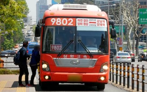 ▲주 52시간제 확산으로 인해 인천-서울 광역버스 운행에도 차질이 불가피할 전망이다.  (이투데이DB)