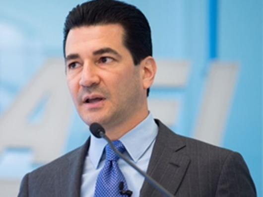 ▲스콧 고틀립(Scott Gottlieb) FDA 위원장