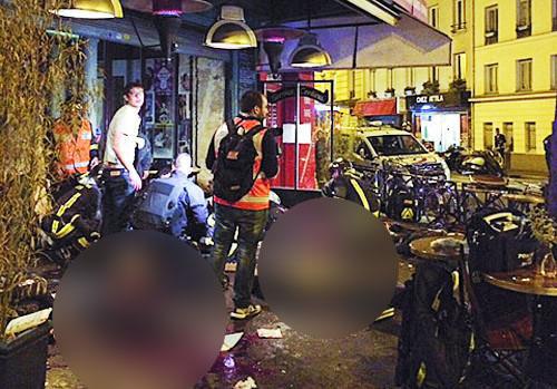 ▲11ㆍ13 파리 테러(2015년).(AP/연합뉴스)