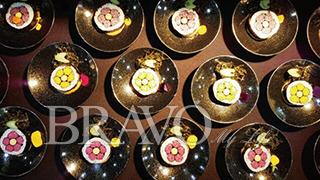 ▲스페인의 타파스 요리로 해석한 락셰프김밥(김락훈 셰프 제공)
