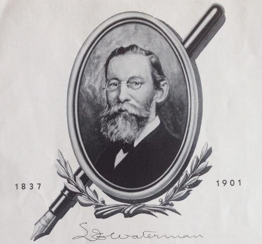 ▲루이스 E. 워터맨