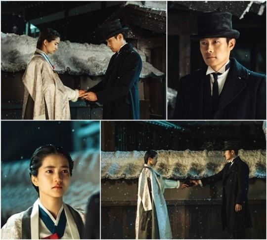 (사진=tvN 토일드라마 '미스터 션샤인' )