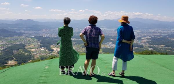 ▲대한민국 여성(박미령 동년기자)