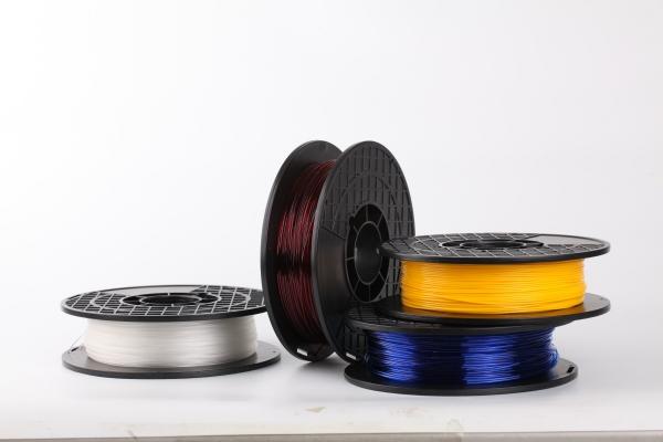 ▲SK케미칼의 3D 프린터소재 스카이플리트(PLA) (사진제공=SK케미칼)