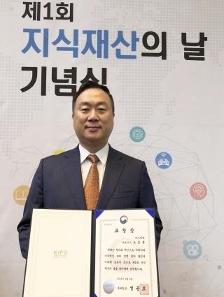▲오동훈 스템랩 대표.