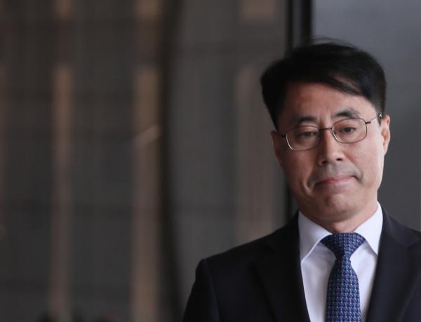▲유해용 전 대법원 수석재판연구관. (연합뉴스)