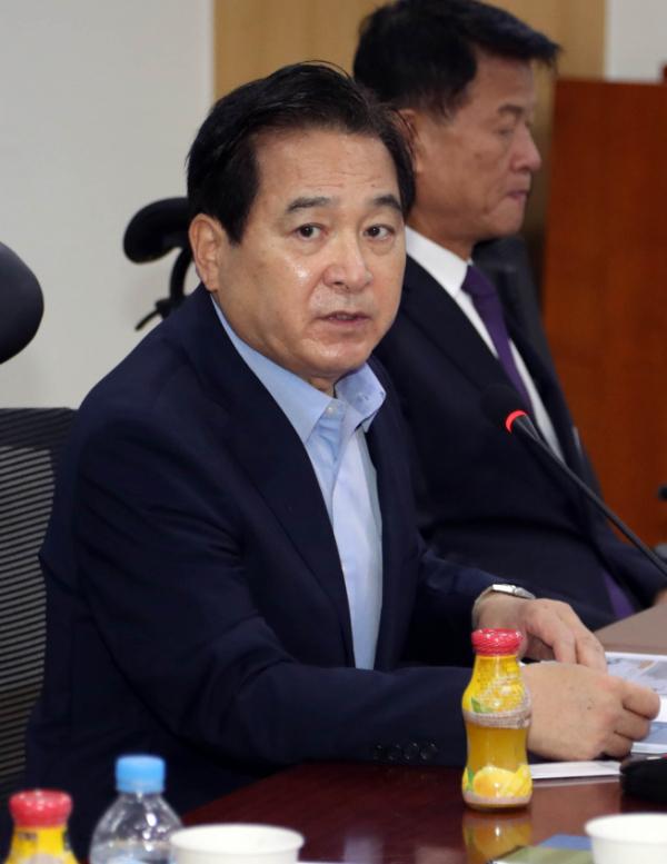 ▲심재철 자유한국당 의원. (연합뉴스)