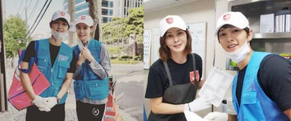 (출처=안현모, 박영선 인스타그램)