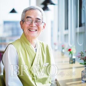 ▲종로노인종합복지관 장카페 '종로&장금이'의 이관 씨.(이준호 기자 jhlee@)