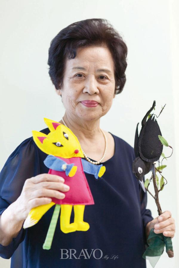 ▲이정란(77세)