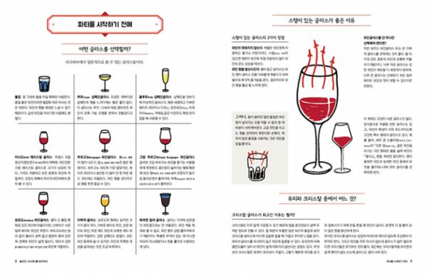 ▲'와인은 어렵지 않아' 내지 일부(그린쿡 제공)
