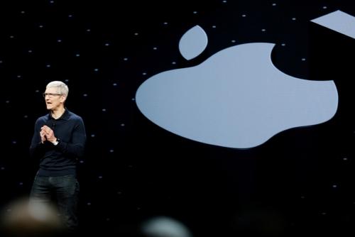애플, 부진한 아이폰 판매에 시총 1조 달러도 깨져