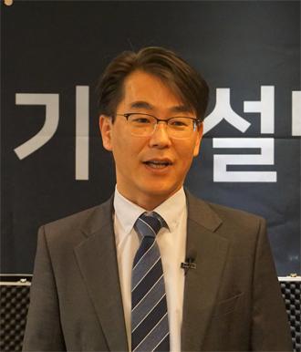 ▲윤원수 티앤알바이오팹 대표이사