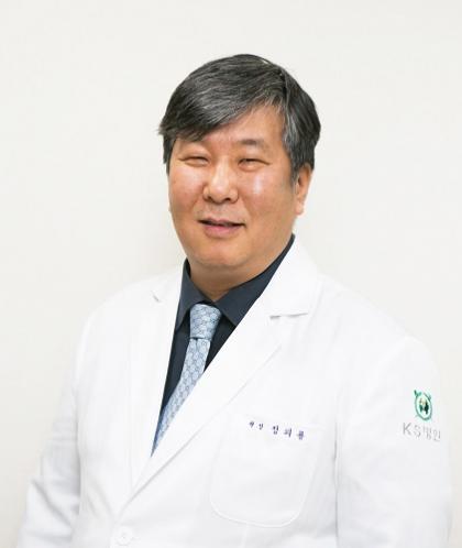 ▲KS병원 정의룡 원장