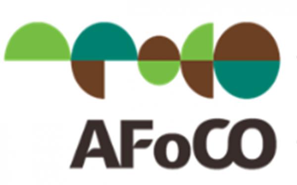 ▲아시아산림협력기구(AFoCO) 로고(산림청)