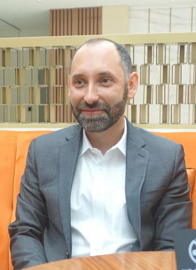 ▲Serge Saxonov 10x지노믹스 CEO