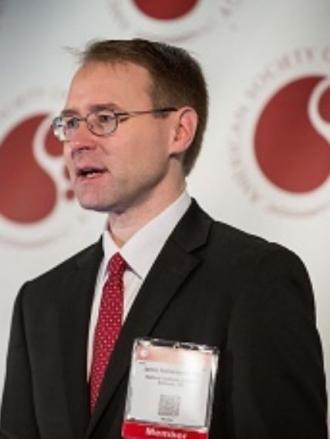 ▲제임스 코첸더퍼(James Kochenderfer) 미국 암연구소(NCI) 임상의, ASH 홈페이지 겔러리