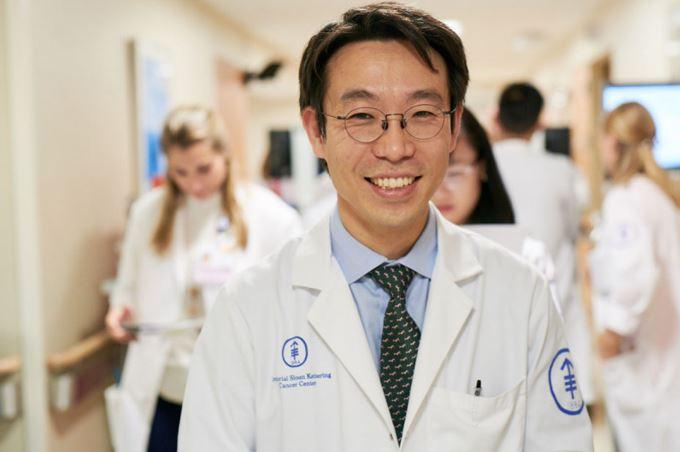 ▲박재홍 MSKCC(Memorial Sloan Kettering Cancer Center) 교수
