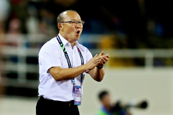 ▲박항서 감독(사진)이 이끄는 베트남 축구 국가대표팀이 10년만에 처음으로 스즈키컵 결승에 진출했다. (연합뉴스)
