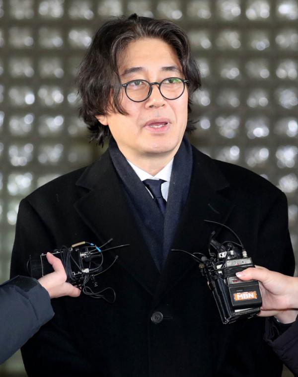 ▲이호진 전 태광그룹 회장.(뉴시스)