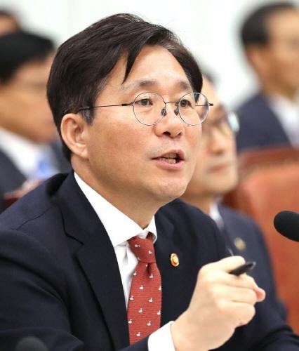 ▲성윤모 산업통상자원부 장관.(연합뉴스)